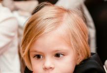 У 4-летней дочери Тимати и Алены Шишковой уже есть парень!
