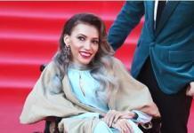 Как выглядит платье Самойловой для «Евровидения-2018»: фото