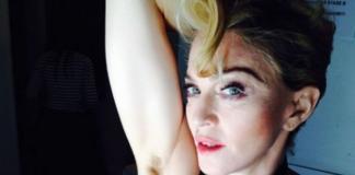 Дочь Мадонны в новой фотосессии подверглась критике за небритые подмышки