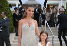 Виктория Боня показала подросшую дочь Анджелину на гала-ужине в Каннах (ФОТО)