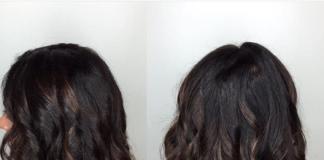 Что такое тонирование волос?