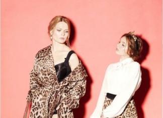 Дочь Ольги Фреймут стала дизайнером одежды