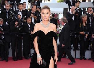 Битва образов: Виктория Боня в Каннах появилась в платье, как у Анджелины Джоли (ГОЛОСОВАНИЕ)