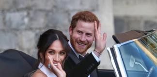 В Сеть попали подробности закрытой свадебной вечеринки Гарри и Меган