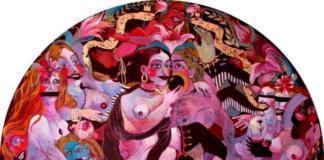 Художница Нина Мурашкина: «Сексуальность в Европе воспринимается свободнее»