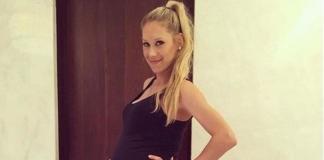 Анна Курникова доказала, что родила сама