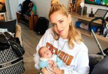 Стильная мамочка: 5 образов от Кьяры Ферраньи