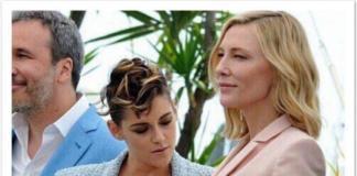 Кристен Стюарт стала мемом в Сети из-за отношения к Кейт Бланшетт (ФОТО)
