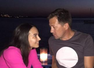 Прима-балерина Мариинского театра Диана Вишнева родила первенца