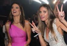 Без камер: как веселились звезды на вечере в Каннах