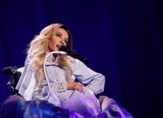 Юлия Самойлова прокомментировала поражение на Евровидении