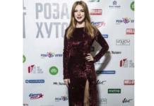 «Волосатое» платье Подольской насмешило фанатов