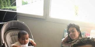 Криштиану Роналду устроил любимой отдых на Ибице (ФОТО)