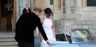 В Сети обсуждают, какой свадебный образ Меган Маркл лучше (ГОЛОСОВАНИЕ)