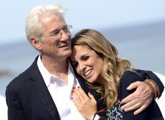 Ричард Гир и Алехандра Сильва устроили свадебную вечеринку в Нью-Йорке (ФОТО)