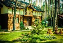 Пора бы отдохнуть! Лучшие загородные комплексы Киева