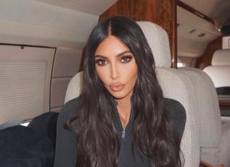 Несмотря на обещание, Ким Кардашьян снова разделась ради селфи (ФОТО)