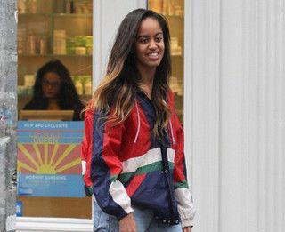 Старшая дочь Барака Обамы стала выглядеть как супермодель
