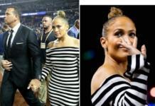 Красивые и влюбленные Дженнифер Лопес и Алекс Родригес сходили на свидание (ФОТО)