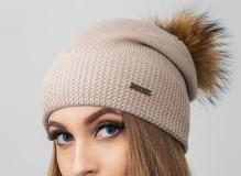 Красота и комфорт в женских вязаных шапках Caskona
