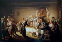 Истоки современных свадебных обрядов: Свадьба на Руси