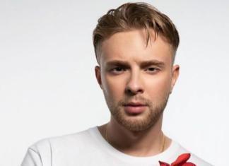 Неожиданно: Егор Крид стал платиновым блондином