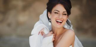 Свадебные прически с фатой: лучшие варианты
