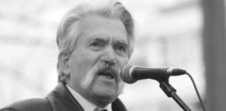 Ушел из жизни украинский диссидент Левко Лукьяненко