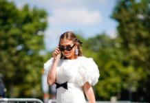 Как выглядит самый «голый» наряд Недели моды в Париже