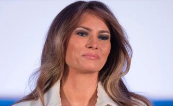 Само совершенство: Мелания Трамп восхитила элегантным образом (ФОТО)