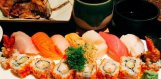 Суши еда для каждого