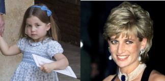 Принцесса Шарлотта стала еще больше похожа на принцессу Диану (ГОЛОСОВАНИЕ)