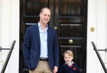 Скоро в школу: принц Джордж будет изучать Библию и французский
