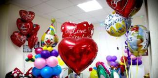 Фольгированные шары: разновидности