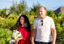 Сальма Хайек и Франсуа-Анри Пино снова поженились (ФОТО)