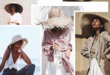 История тренда: соломенная шляпа