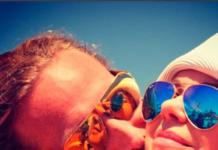 10 страстных фото Королевой и Глушко, доказывающих их любовь