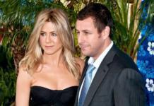 Дженнифер Энистон и Адам Сэндлер сходили в гости к Джорджу и Амаль Клуни (ФОТО)