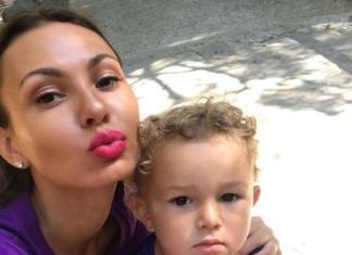 Инна Жиркова едва не погибла с 2-летним ребенком на руках