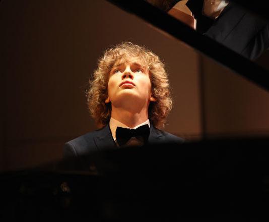 16-летний пианист будет представлять Россию на «Евровиденьи – 2018»