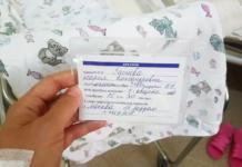 «Нет другого похожего счастья»: Мария Адоевцева родила сына