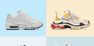Лучшие кроссовки на осень: десять вариантов