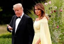 Стало известно, как Мелания Трамп отреагировала на секс-скандал мужа