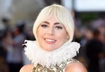 Леди Гага в сказачном образе поцеловала Брэдли Купера на премьере в Лондоне (ФОТО)