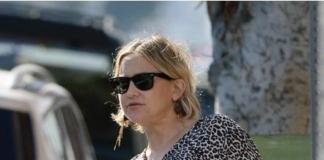 Будет двойня? Худышка Кейт Хадсон поразила размерами живота