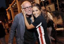 Александр Гордон пришел на премьеру фильма с молодой женой