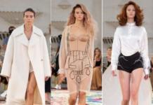 Мужской взгляд на женскую моду: показы JEAN GRITSFELDT и ARTEMKLIMCHUK в рамках UFW