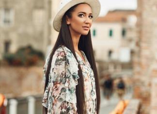 """""""Жених"""" Ольги Бузовой показал недостатки ее фигуры (ФОТО)"""