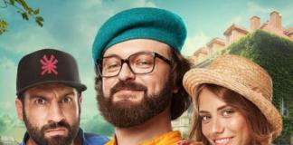 "DZIDZIOFILM презентует официальный трейлер романтичной комедии ""DZIDZIO ПЕРШИЙ РАЗ"""