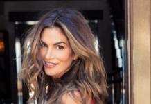 Синди Кроуфорд стала лицом юбилейного выпуска испанского Vogue (ФОТО)